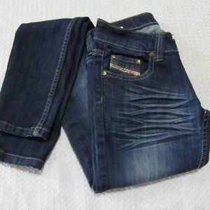 Ladies Jeans Diesel Kurren W 26